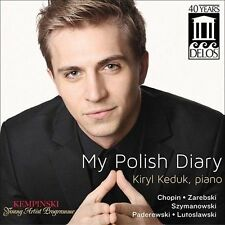 My Polish Diary, New Music