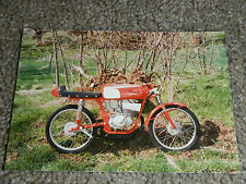 OLD VINTAGE MOTORCYCLE PICTURE PHOTOGRAPH MOTO BULLONI