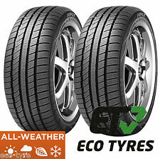 2X Tyres 245 45 R18 100V XL House Brand M+S All Weather Winter cross Climate