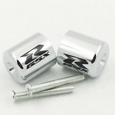 Hand Bar Ends For SUZUKI GSXR 600 750 GSXR600 GSXR750 GSXR1000 GSXR1100 Chrome