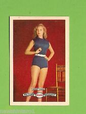 #D160. 1958-64  ATLANTIC PETROLEUM FILM STARS CARD #5  JANET LEIGH