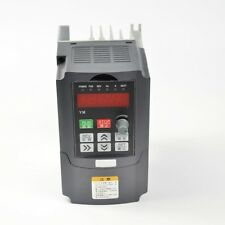 TOP SALE VARIABLE FREQUENCY DRIVE INVERTER VFD 2.2KW 220V 3HP 10A MINI SIZE