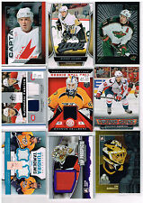 HUGE Lot Of 2013-14 Autos - Game Used - Rookies - Parallels - Inserts - Base