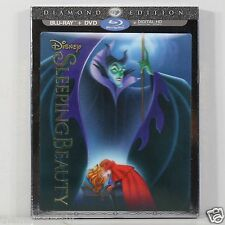 Sleeping Beauty With Lenticular Slip Cover Blu-ray Disc