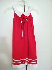Very Cute Girl's Party Dress Isobella's Tea Size 6X Pink Flower Spring Summer