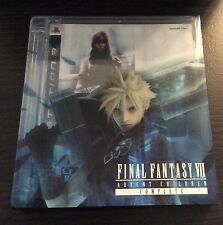 FINAL FANTASY VII Advent Children Complete Limited Edition Blu-ray Disc Region A
