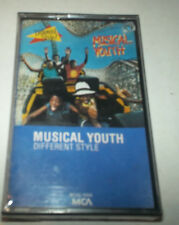 Musical Youth Different Style Cassette - SEALED