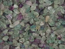 Gemstone Chips Loose Fluorite 50g Pack Beads Jewellery Craft FREE POSTAGE