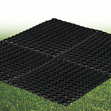 Rubber Grass Mat 1.2 M x 80cm Floor Matting Safety Children's Playground Garden