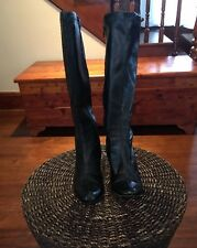 Kenneth Cole Reaction Water Fall Round Toe Knee High Boot Size 11 LR00684