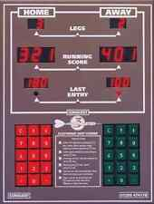 ELECTRONIC DARTS SCORER CONQUEST LEAGUEMASTER 3 Machine - Home / Pub / Club