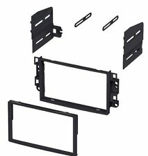 Double Din Stereo Radio Install Dash Mount Installation Kit select Chevy Aveo