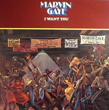 MARVIN GAYE I Want You TAMLA RECORDS Sealed Vinyl Record LP