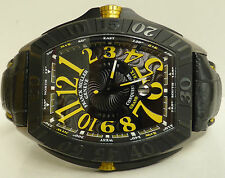 "FRANCK MULLER CONQUISTADOR  GRAND PRIX ""PHOENIX"" Ref. 9900 SC GP only 100 Pieces"