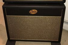 Suhr 2 X 12 Deep Closed Back Cab w/Celestion  G12 65 M Creambacks!