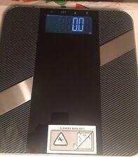 Easy Home Body Fat Scale w/ User Guide Aldi