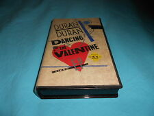 Duran Duran Dancing On The Valentine E.P. VHS Video Cassette PAL EMI 1984 Reflex