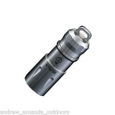 Jetbeam MINI-1 Titanium Keychain Flashlight XP-G2 LED -130 Lumens