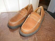 MISMATCHED RED WING LOAFERS (ASTMF 2413-05) LEFT SHOE 10EE, RIGHT SHOE 9D XLNT!