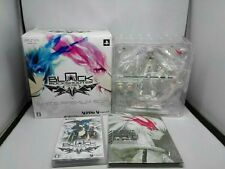 PSP Black Rock Shooter Limited White Premium Box with figma Figure from Japan