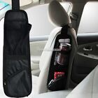 BLACK TRUNK STORAGE NET BAG UNIVERSAL VELCRO ORGANIZER POCKET Fit For ALL CAR
