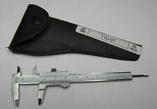 Moore & Wright 0-70mm mini pocket vernier caliper 110-07 direct from Myford ltd