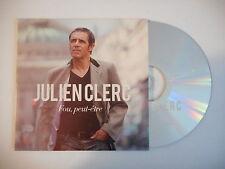 JULIEN CLERC : FOU, PEUT ETRE  [ CD ALBUM ( Édition 2012 Limitée ) PORT 0€ ]