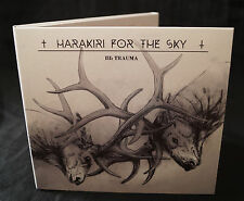 Harakiri for the sky - III:Trauma Cross-Shaped Digipak (Anomalie,Seagrave,Karg)