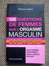 100 Questions de femmes sur l'orgasme masculin les hommes répondent   /Y11