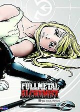 Full Metal Alchemist: Volume 8 - The Altar Of Stone [DVD], Good DVD, Kenji Utsum