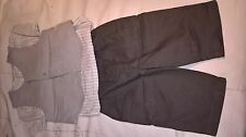 boys  wedding shirt, waistcoat and trousers Mothercare3-6 months