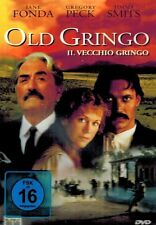 DVD - Old Gringo - Jane Fonda, Gregory Peck & Jimmy Smits