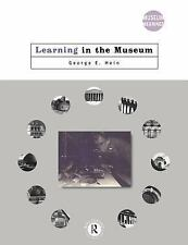 Learning in the Museum (Museum Meanings), Hein, George E., Acceptable Book
