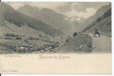 CPA 65 - BAGNIERE-de-BIGORE - La Vallée de Gripp