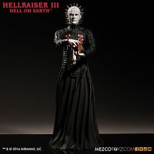 "Hellraiser Pinhead - 12"" Scale Figure - Limited Edition - OOP - Mezco"