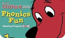 Clifford's Phonics Fun Boxed Set #1 by Scholastic, Inc