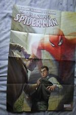 Marvel  Alex Ross Promo Comic Book Shop Promotional Display Poster spider-man