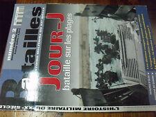 µ? Revue Batailles XXe siecle n°2 Jour J Diablrs rouges sur Orne FLAK 21.Panzer