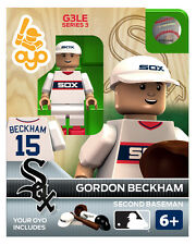 Gordon Beckham  MLB Chicago White Sox Oyo Mini Figure NEW G3