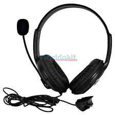 Big Live Headset Headphone with Microphone MIC for Xbox 360 Black Controlle