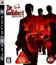 (Used) PS3 The Godfather II [Import Japan]((Free Shipping))
