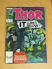 THOR THE MIGHTY #404 VOL 1 MARVEL JUNE 1989