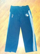 NEW Adidas Minnesota Timberwolves Team Issued Game Warmup Pants *4XLT*