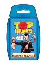 Top Trumps Horrible Histories Card Game NEW AND SEALED