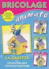 Bricolage animato. La casetta - Anne Vande Lanoitte - Libro nuovo in offerta!