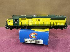 ATHEARN HO #91668 CHICAGO NORTHWESTERN SD60 DIESEL LOCOMOTIVE RTR BOXED!!rd