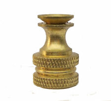 LOT OF 10 BRASS FINIALS- MAKE YOUR OWN    TV-1375