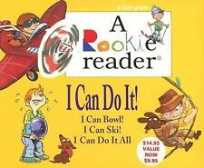 I Can Do It! : I Can Bowl!/I Can Ski!/I Can Do It All by Linda Johns and...