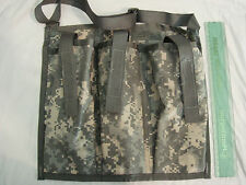4 Military Army ACU MEDIC Bandoleer EMT Pouch Bag Water Bottle Carrier w/ Sling