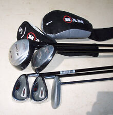 Set Ram G-Force JR Golf Clubs with Standing Bag
